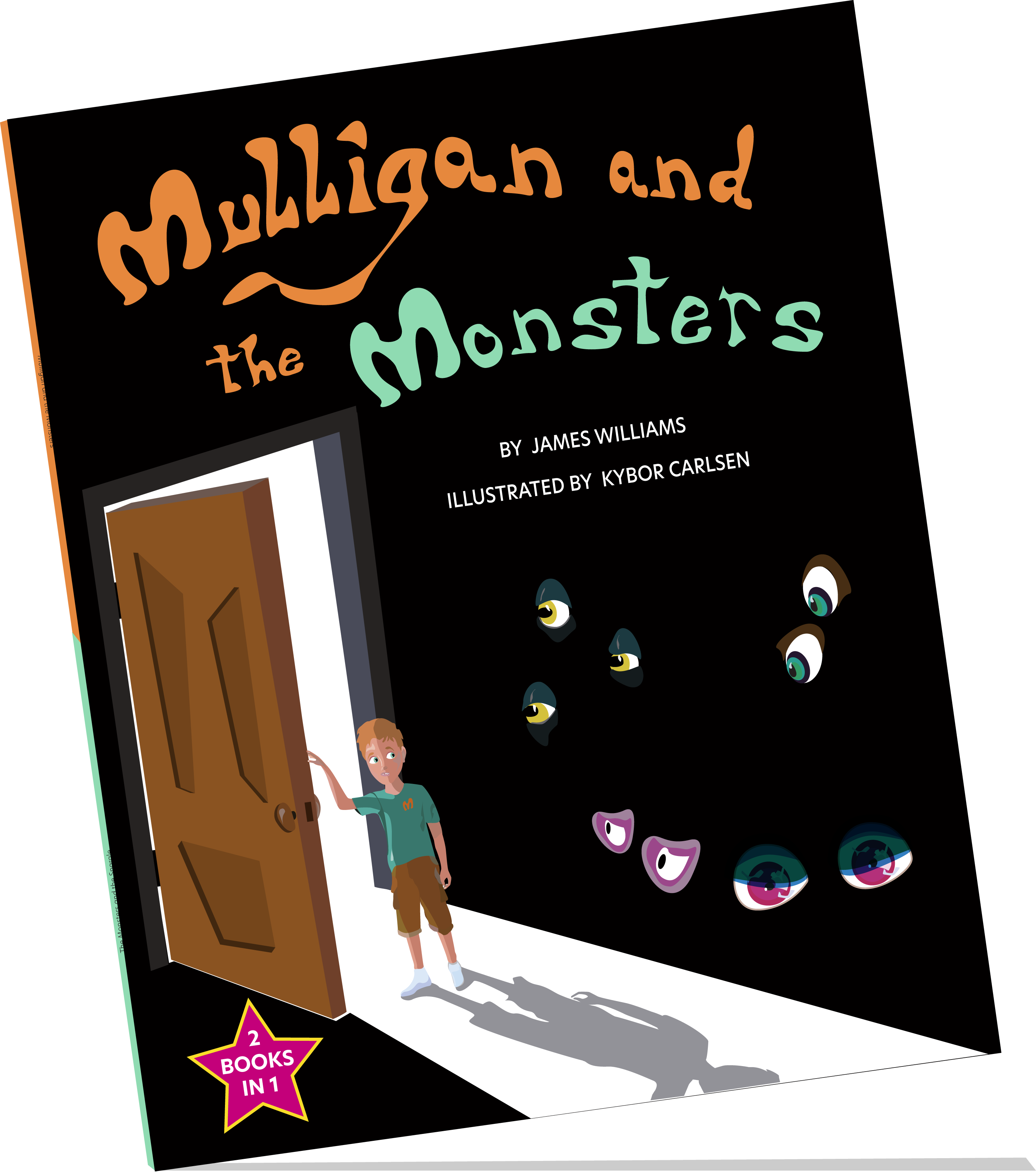 Mulligand and the Monsters book